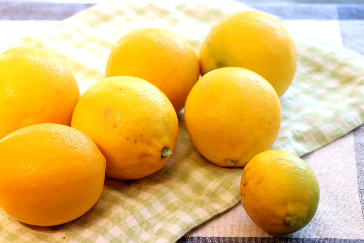 ベーグル、もちもち、レモン