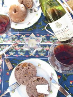 ベーグルにワインを合わせて豊かな時間を。
