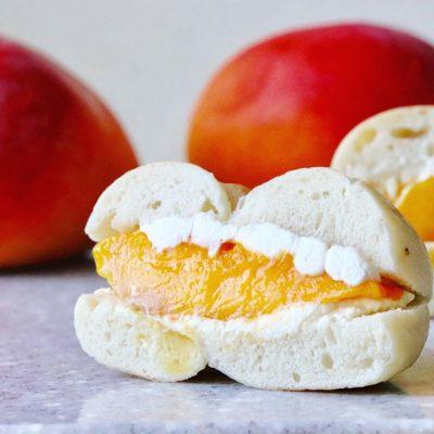 アップルマンゴーのサンド